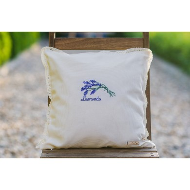 Lavender pillow